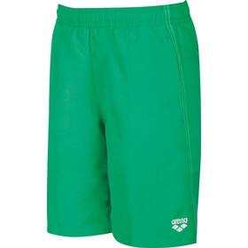arena Fundamentals Long Bermuda Jungs bali green/white